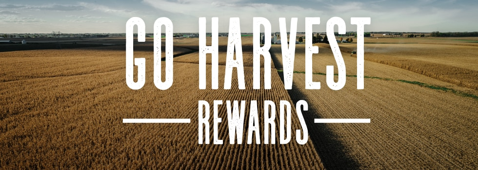 SAVINGS JUST IN TIME FOR HARVEST