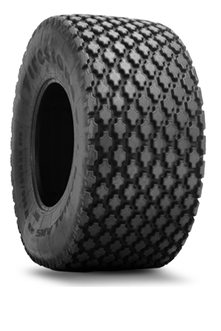 <p>RADIAL ALL NON-SKID (ANS) Tire</p>