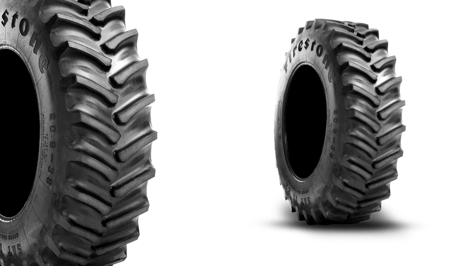 Super All Traction Ii 23 Tire Firestone Commercial