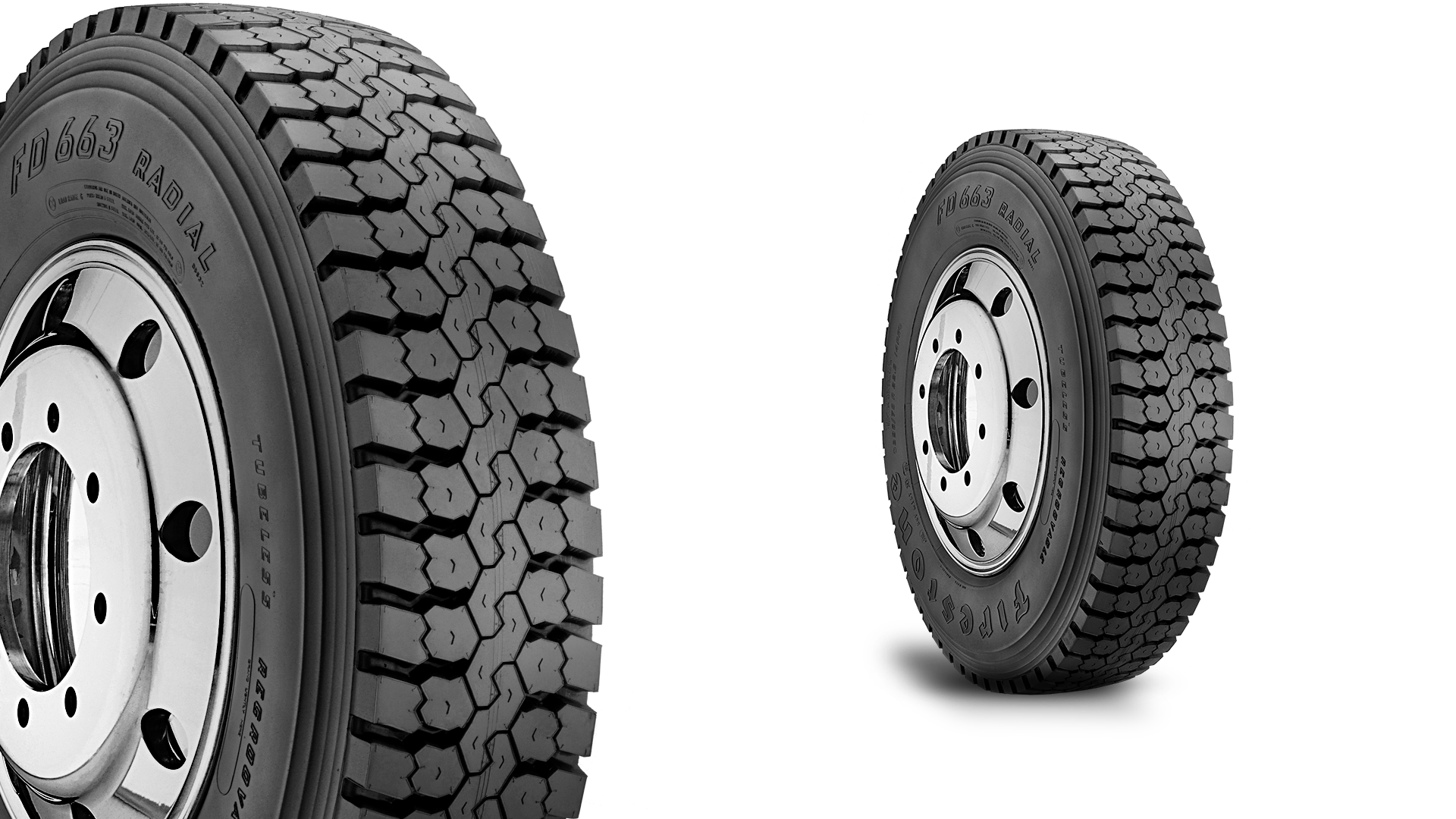 Firestone Tires Near Me >> Fd663 12r22 5 Truckload Distribution Tire Firestone