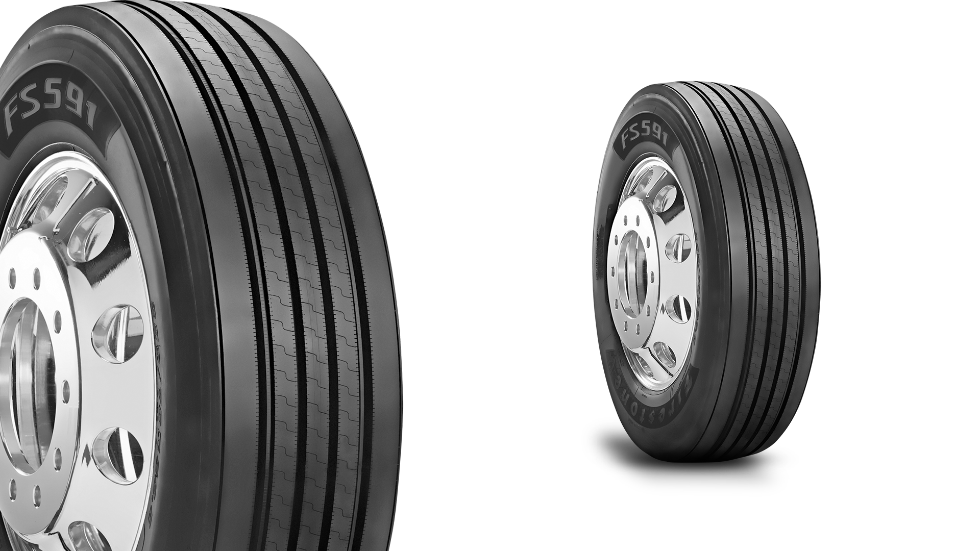 Fs591 295 75r22 5 All Position Tire Firestone Commercial