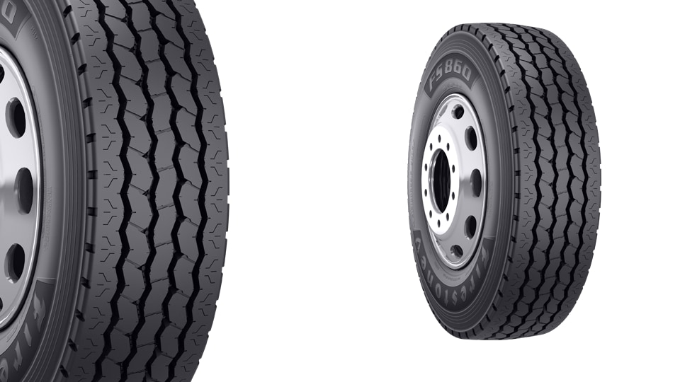 Firestone Tires Near Me >> Fs860 All Position Radial 22 5 Tire Firestone Commercial