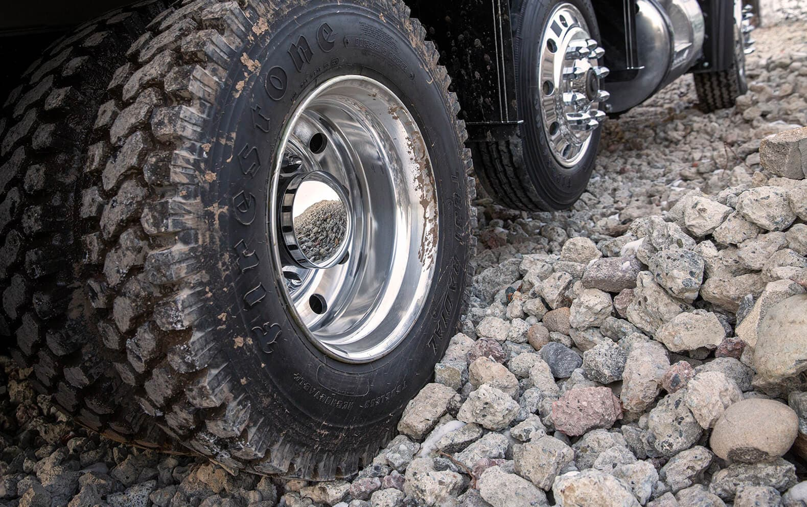 Tires That Tackle Any Challenge
