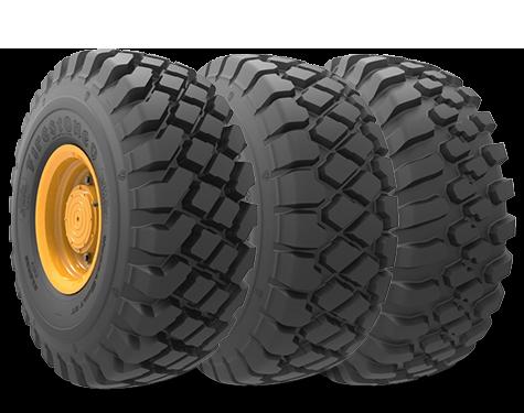 OTR Tires Construction Industrial & f The Road
