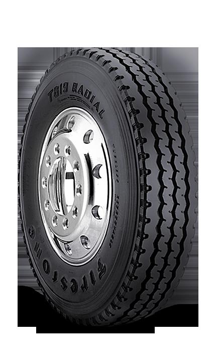 T819 - Specialized, Transport & Severe Service Tire - Firestone