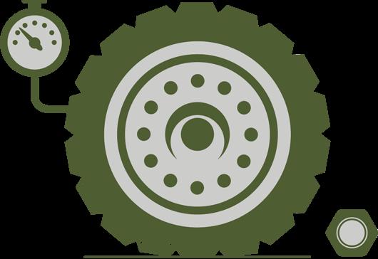 Revisión de neumáticos de 7 pasos