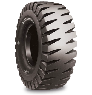 Características especializadas del neumático ELS2
