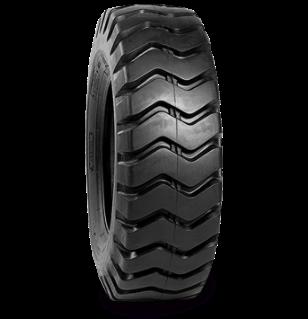 Características especializadas del neumático RL E2A
