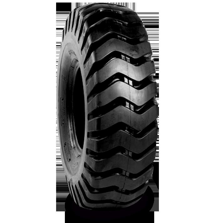 Características especializadas del neumático RLS