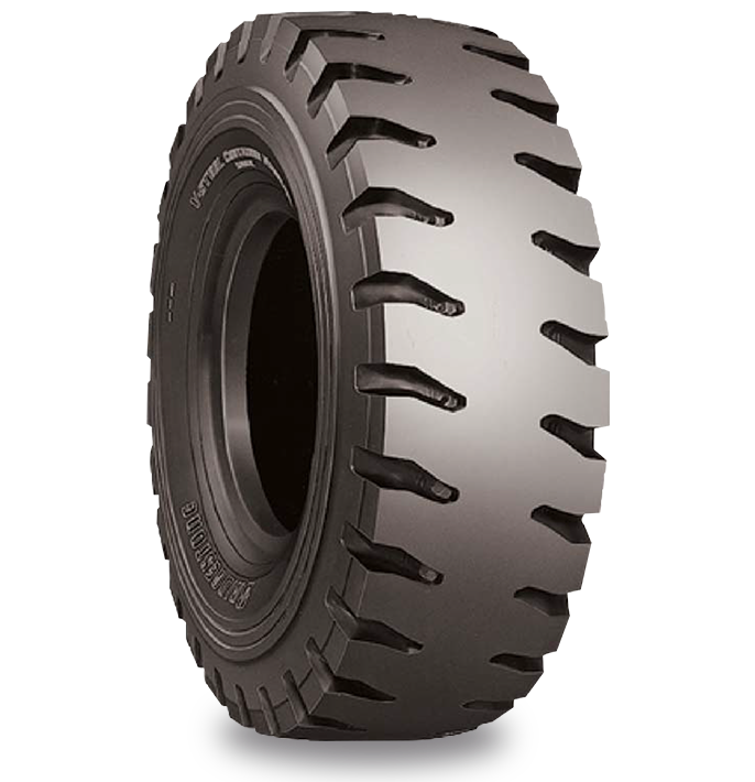 Características especializadas del neumático VCH