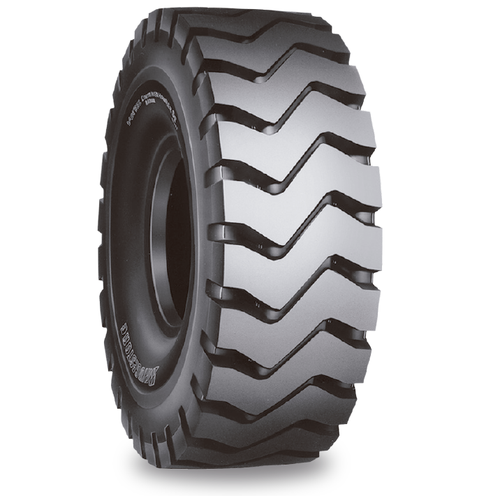 Características especializadas del neumático VCHS™