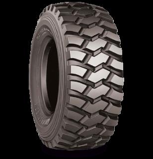 Características especializadas del neumático VGT