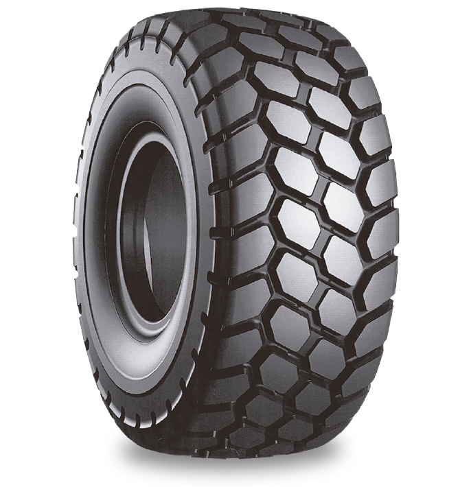 Características especializadas del neumático VJT™