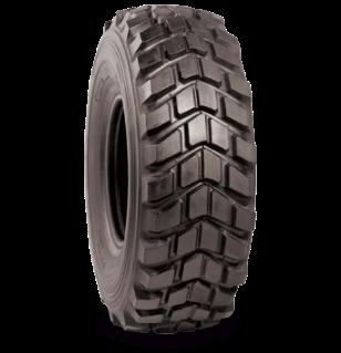 Características especializadas del neumático VKT