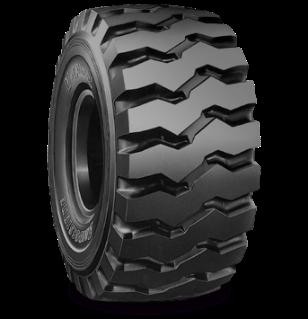Características especializadas del neumático VL2