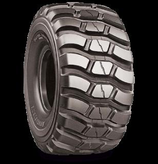 Características especializadas del neumático VLT™