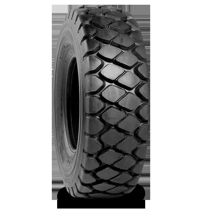 Características especializadas del neumático VMT™