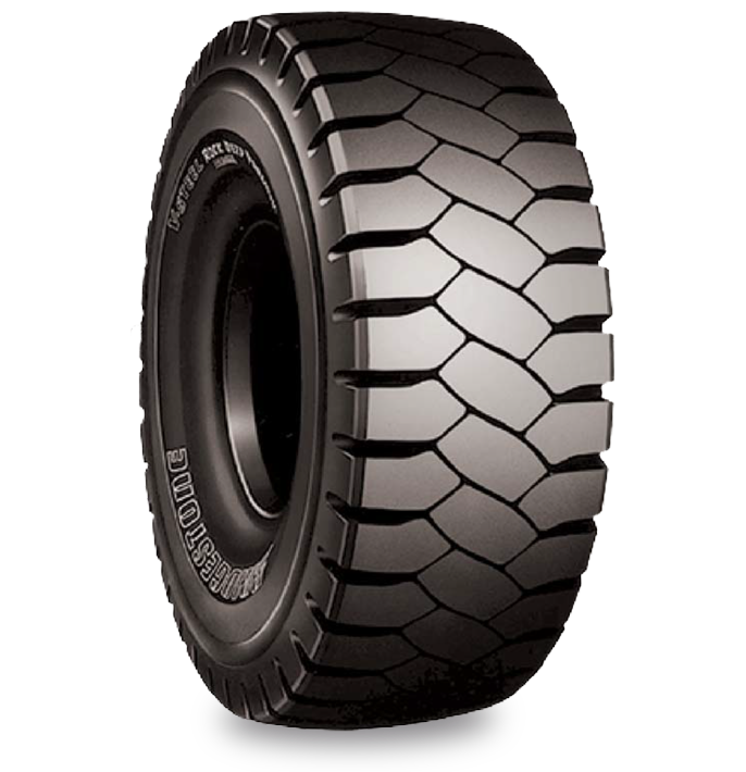 Características especializadas del neumático VRDP™