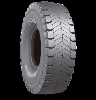 Características especializadas del neumático VREV™