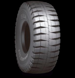 Características especializadas del neumático VRF™