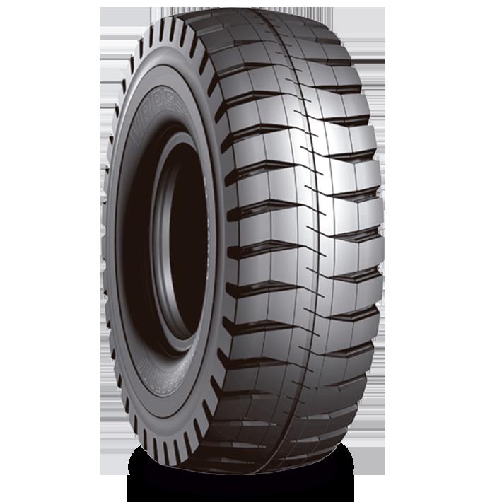 Características especializadas del neumático VRPS™