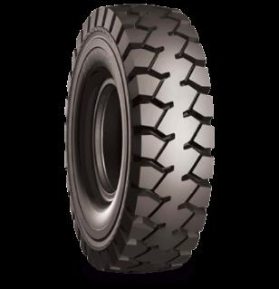 Características especializadas del neumático VRQP™
