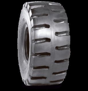 Características especializadas del neumático VSDL