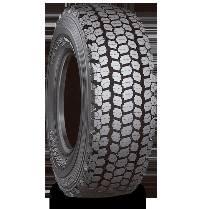 Características especializadas del neumático VSW