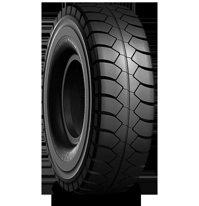 Características especializadas del neumático VZTP