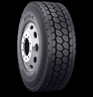 Características especializadas del neumático M864™