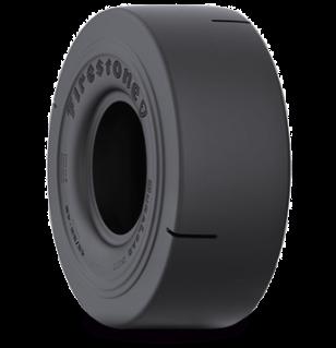 Características especializadas del DURALOAD™ - Neumático con banda de rodamiento lisa