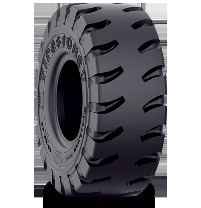 Características especializadas del DURALOAD™ - Neumático con banda de rodamiento superprofunda