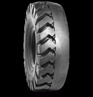 Características especializadas del neumático HTLD