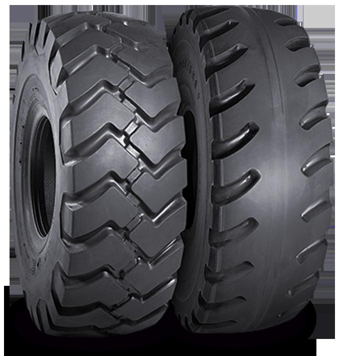 Características especializadas del neumáticoSDT LD