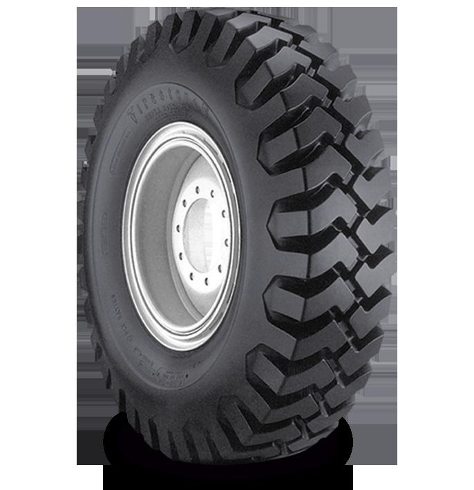Características especializadas del neumático SRG DT RB