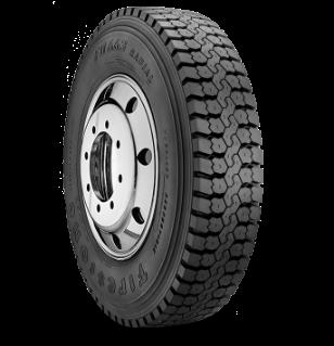 Características especializadas del neumático FD663™