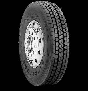 Características especializadas del neumático FD690™ PLUS