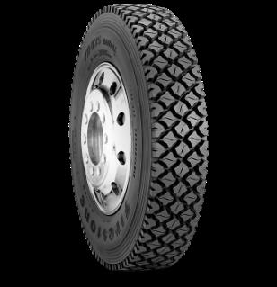 Características especializadas del neumático FD835