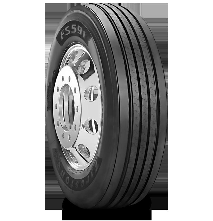 Características especializadas del neumático FS591™