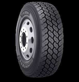 Características especializadas del neumático FS818™