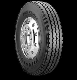 Características especializadas del neumático T819™