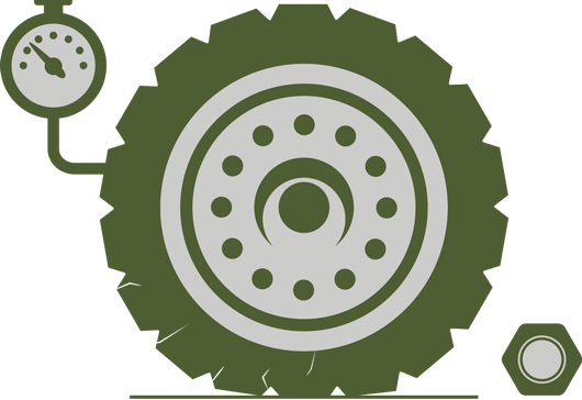 Vérification de pneus en 7 étapes