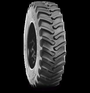 Caractéristiques spécialisées du pneu RADIAL à 23°