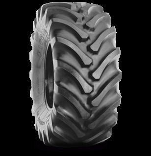 Caractéristiques spécialisées du pneu RADIAL ALL TRACTION™ DT