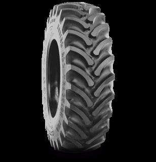 Caractéristiques spécialisées du pneu RADIAL ALL TRACTION™ FWD
