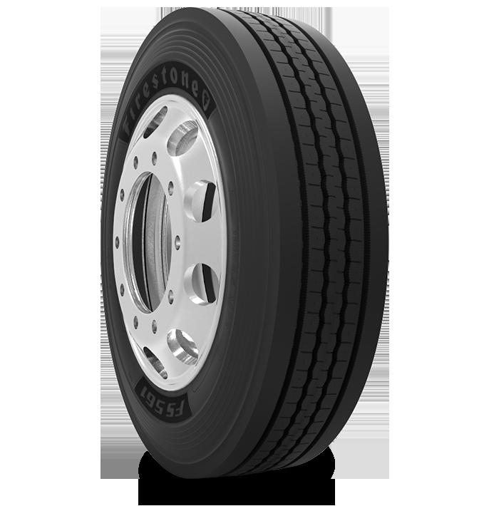 Caractéristiques spécialisées du pneu FS561™